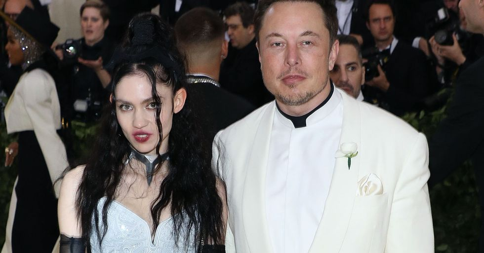 Elon Musk and Grimes Welcome Their First Child Together