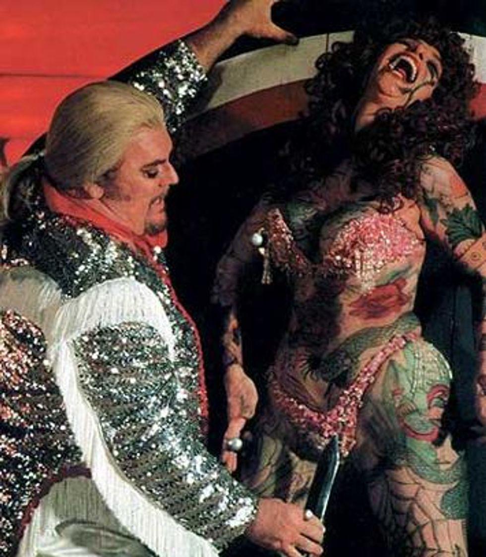 Alejandro Jodorowsky's Brutal, Surreal Santa Sangre On Blu-ray and DVD