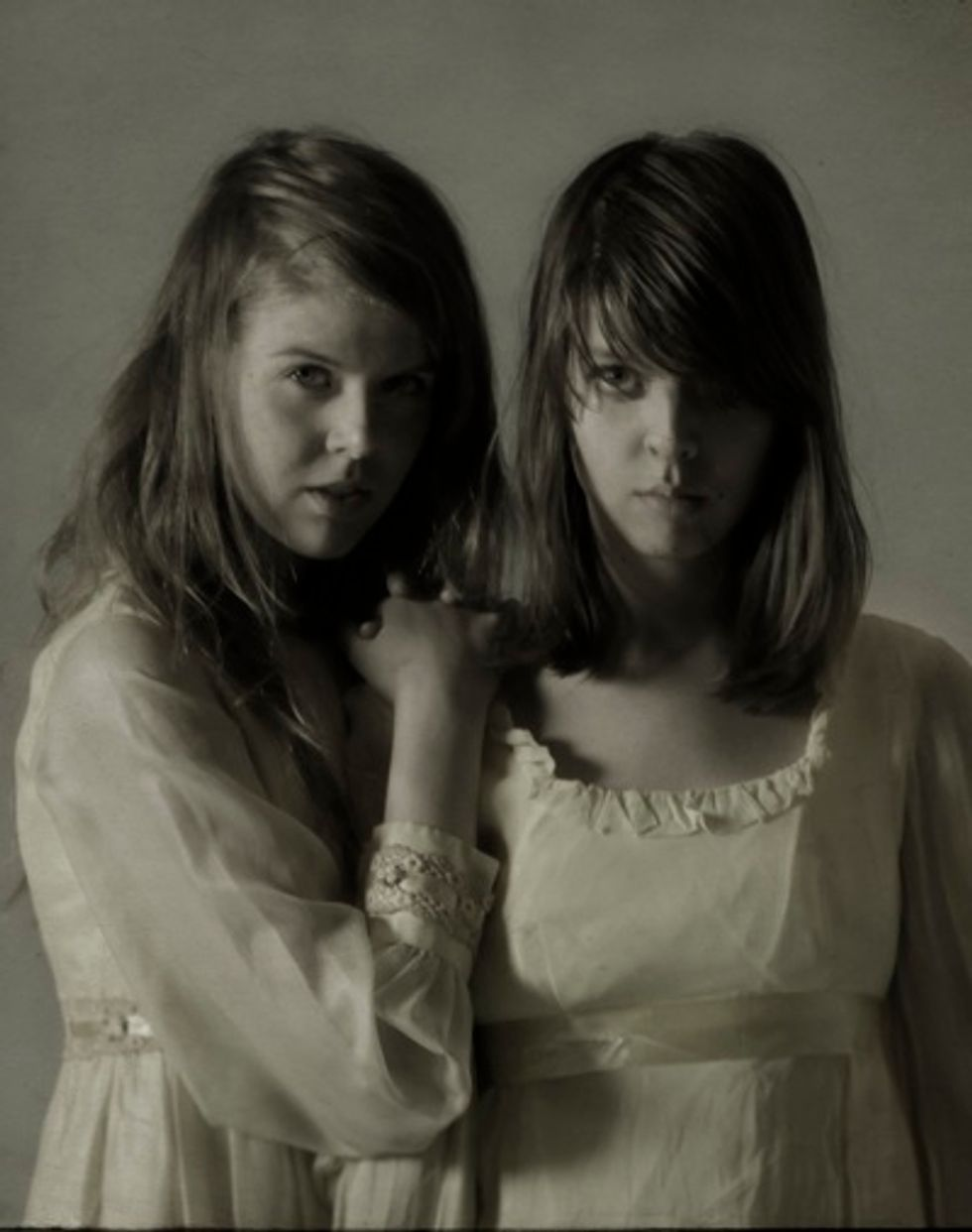 Bring in the Noise, Bring in the Cute with Icelandic Twin-Sister Band Pascal Pinon