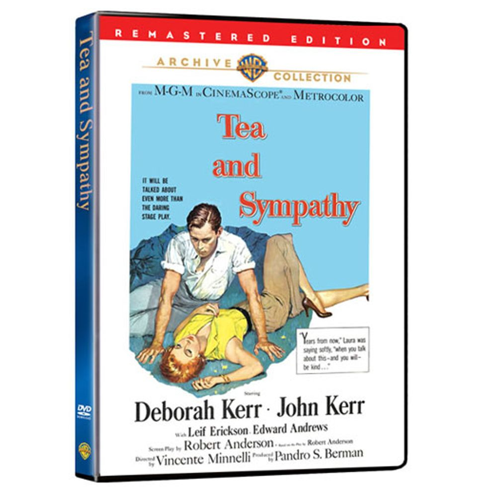 The Touching Tea And Sympathy Is Out Now On Warner Archive DVD