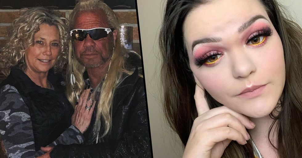 Dog the Bounty Hunter's Daughter Breaks Silence Following Dad's Shock Engagement