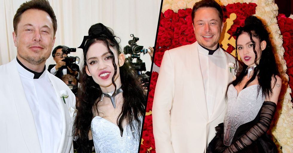 Elon Musk and Grimes Share First Photo of Gender Neutral Baby