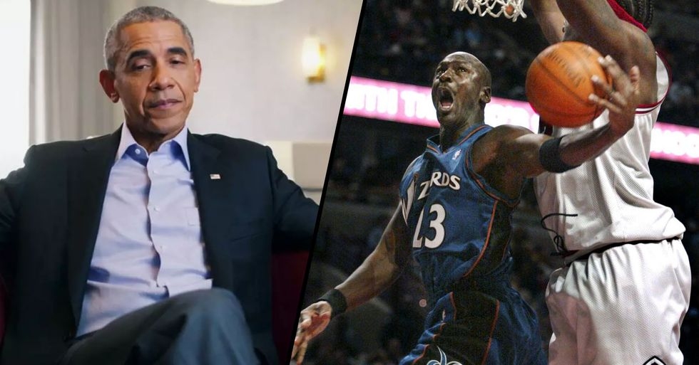 Michael Jordan's Netflix Docuseries Forced to Change Barack Obama's 'Disrespectful' Title