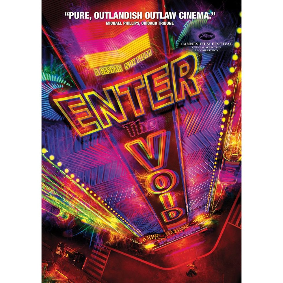 "Enter The Void Is ""Extreme, Insane and Kind of Amazing"" -- And Now Out On Blu-ray & DVD"