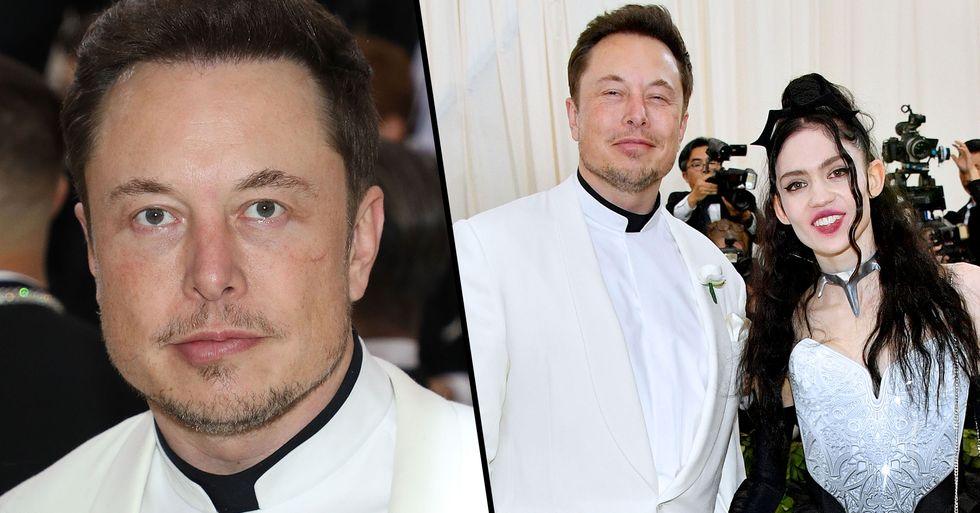 Elon Musk Shares Name of Gender Neutral Baby