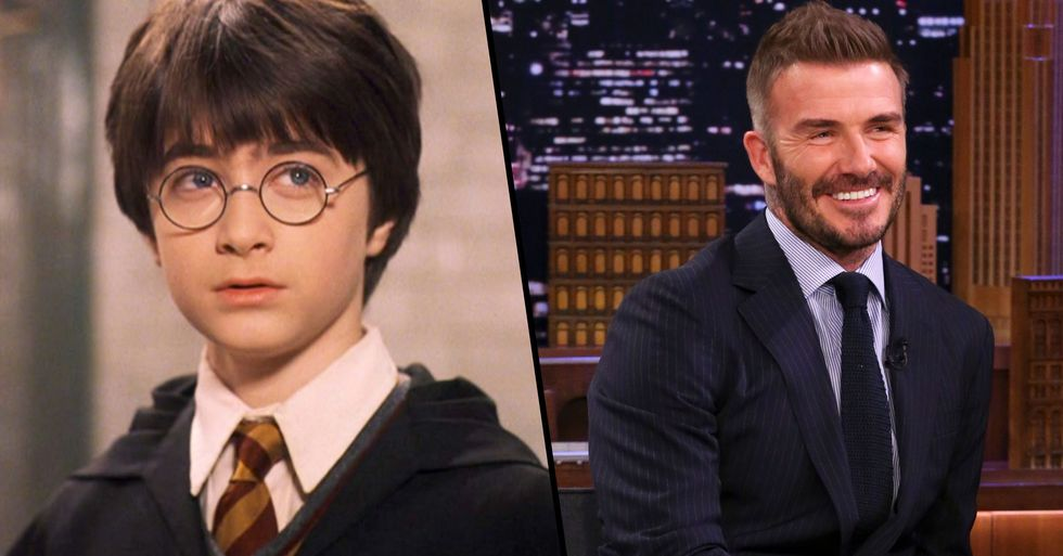 First 'Harry Potter' Book to Be Read in Its Entirety by Celebrities Including Daniel Radcliffe and David Beckham