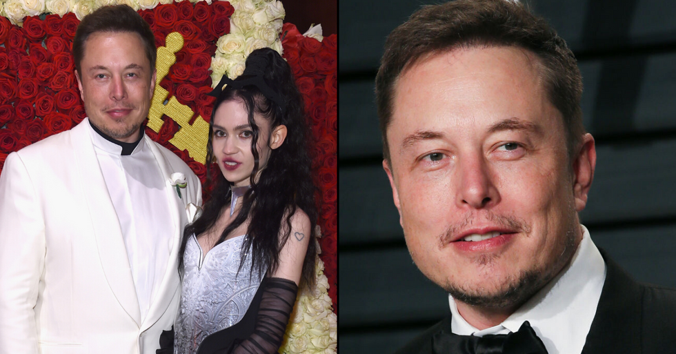 Elon Musk Just Fuelled a Major Conspiracy Theory About His Baby's Name