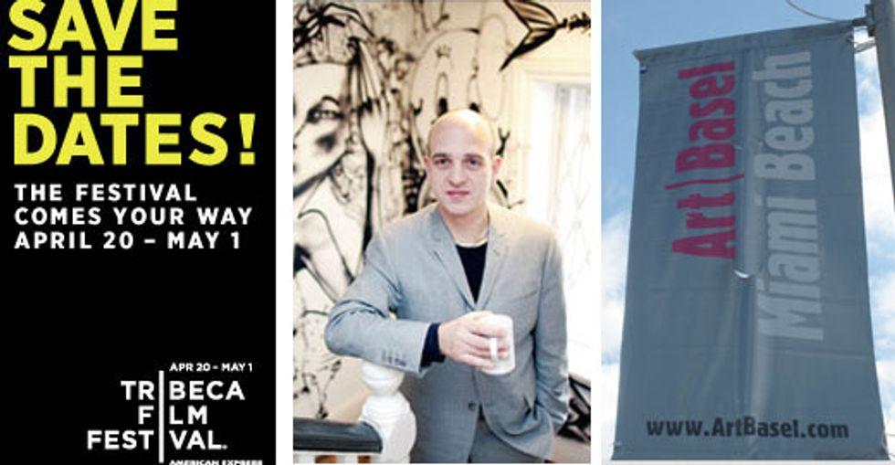 Live Nation, Tribeca Film Festival and Banksy's Ex-dealer Plan to Challenge Miami Art Basel