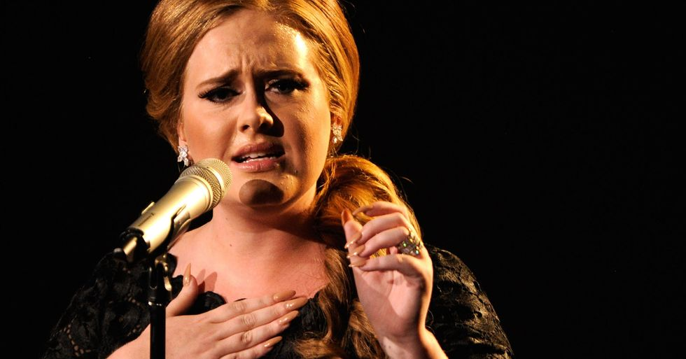 Adele Shows off Incredible Transformation in Birthday Snap