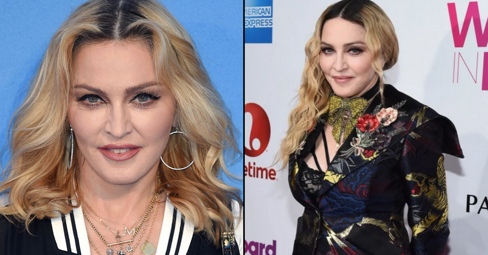 Madonna Confirms She Tested Positive for Coronavirus