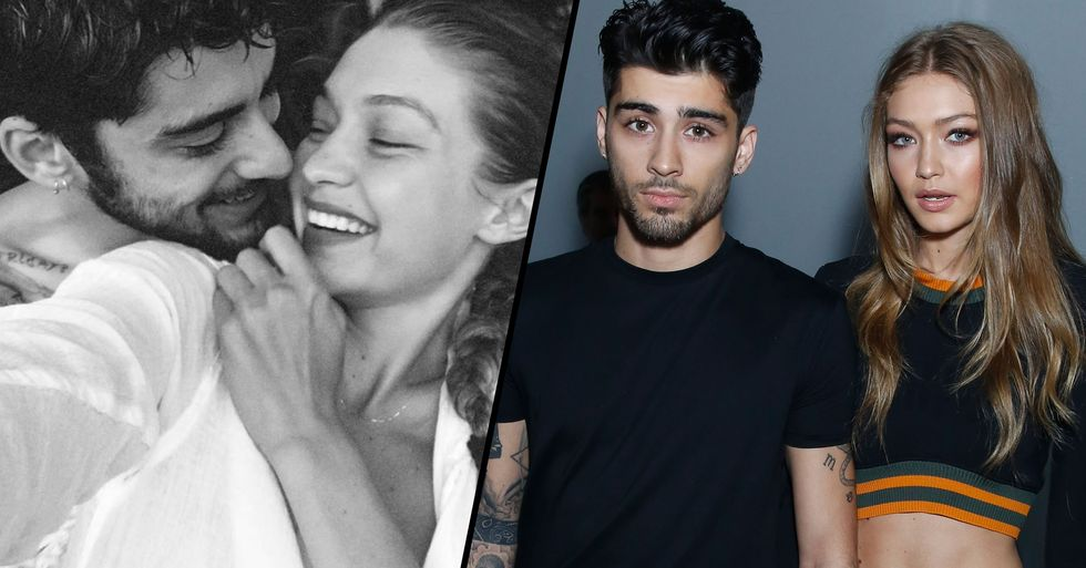 Zayn Malik Hints He's Proposed to Pregnant Gigi Hadid as He Shows off 'Wedding' Tattoo