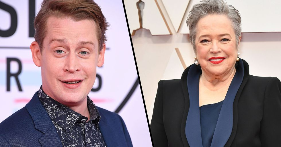 Macaulay Culkin and Kathy Bates' Characters Will Have 'Crazy, Erotic Sex' on 'American Horror Story'