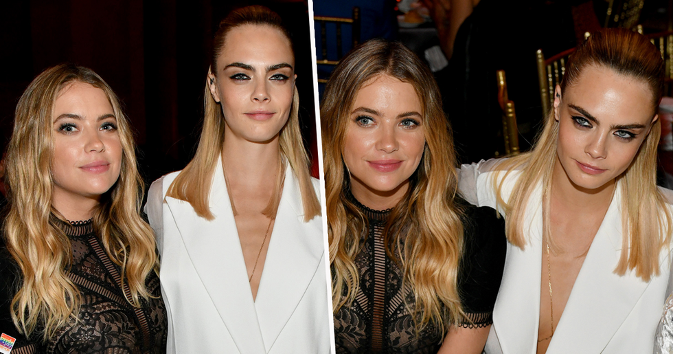 Cara Delevingne and Ashley Benson Have Split After Nearly 2 Years Together