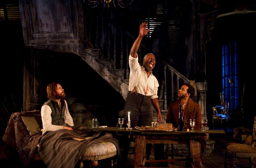 Operation Go See This: The Whipping Man at Manhattan Theater Club