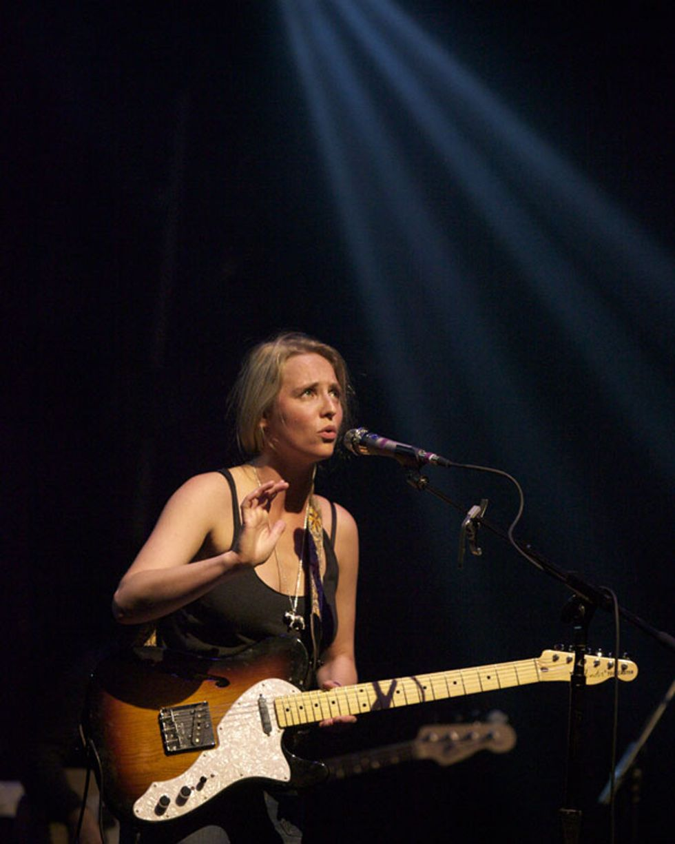 There's Something About Lissie