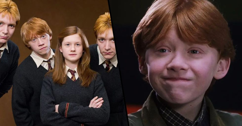 The Weasley Family Just Virtually Reunited and 'Harry Potter' Fans Are Freaking Out