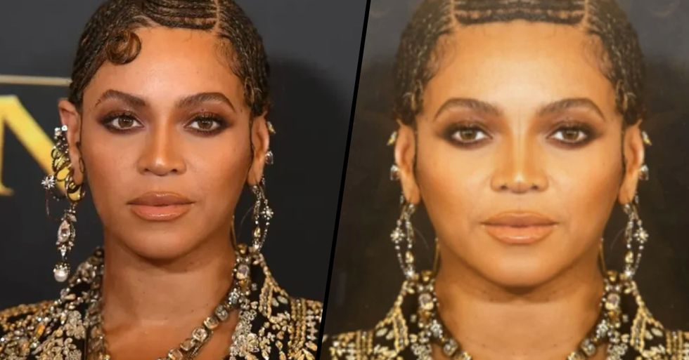 A Dermatologist Shows What Celebs Would Look Like With Symmetrical Faces and It's Wild