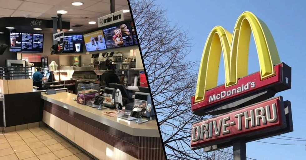 McDonald's Employees Shot After Telling Customer Dining Area Was Closed