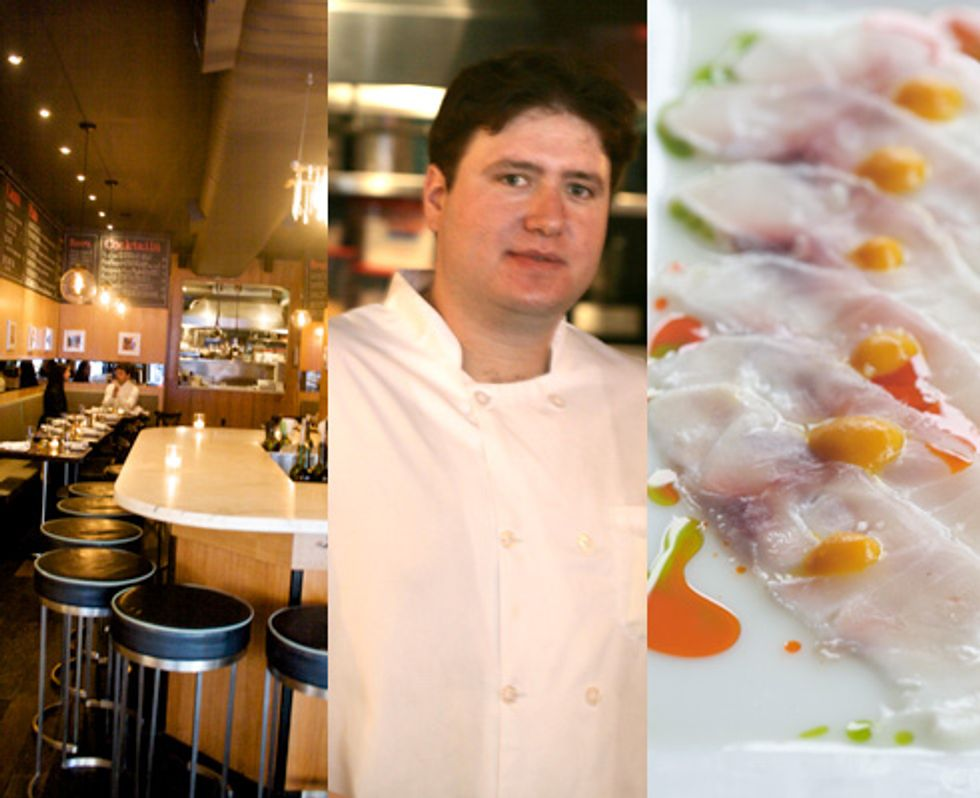 Bar Paya Chef Harris Mayer-Selinger On Learning Peruvian Food and What He'd Feed the Times