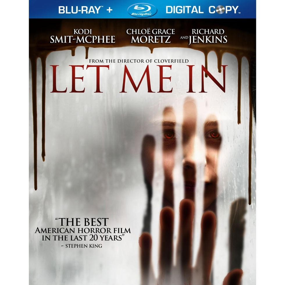 Surprisingly Good Let Me In On DVD & Blu-ray