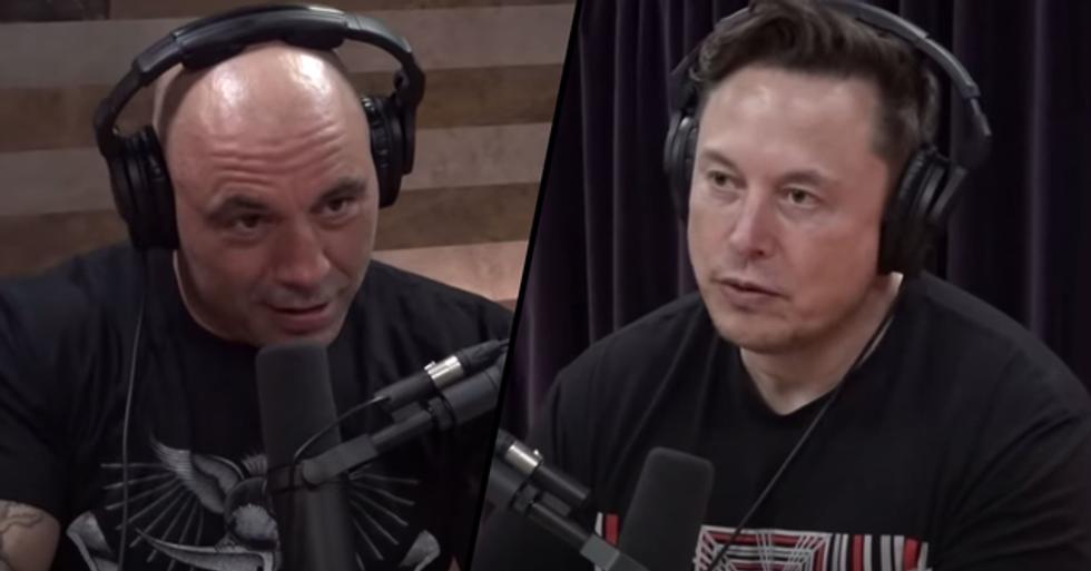 Elon Musk's Joe Rogan Interview 'Terrifies' Viewers