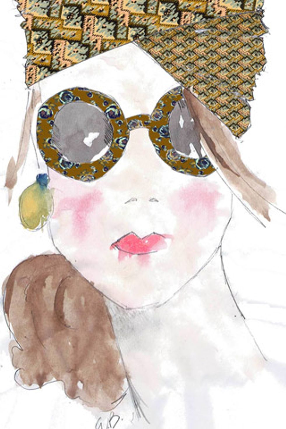 Suno X Warby Parker to Make Its Debut at New York Fall Fashion Week 2011