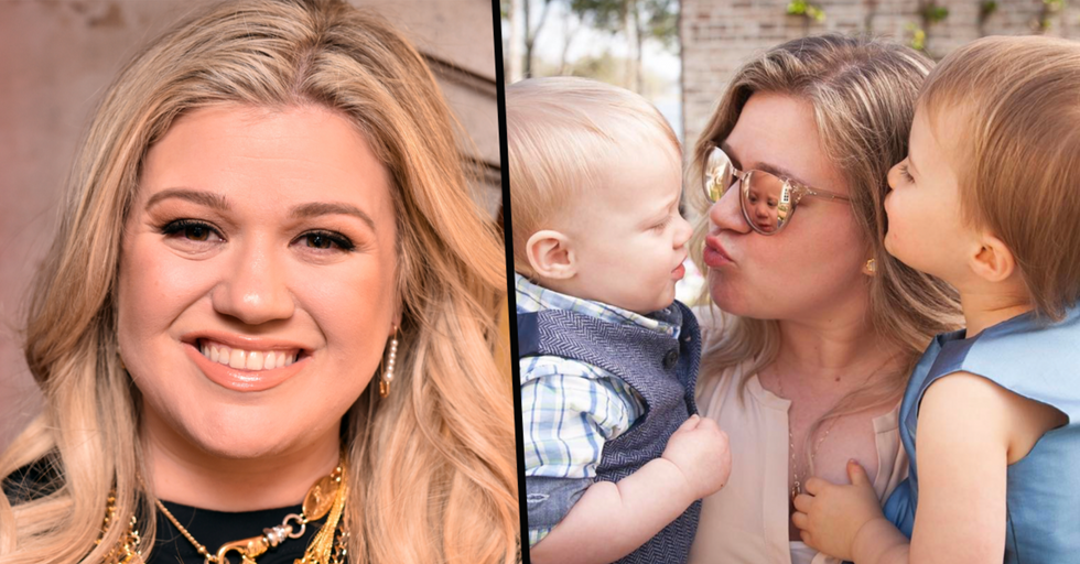 Kelly Clarkson Defends Decision to Spank 3-Year-Old Daughter