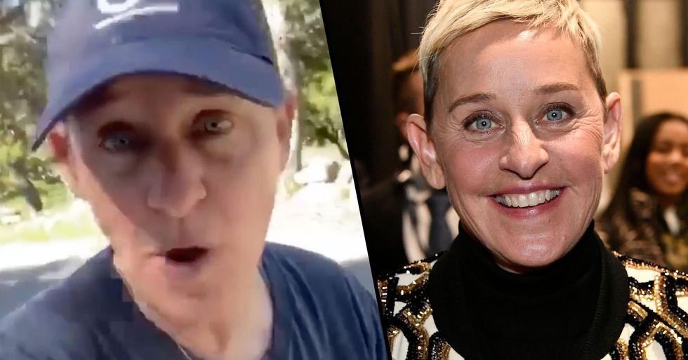 'Gross' Resurfaced Ellen DeGeneres Clip Shows 'Who She Really Is'