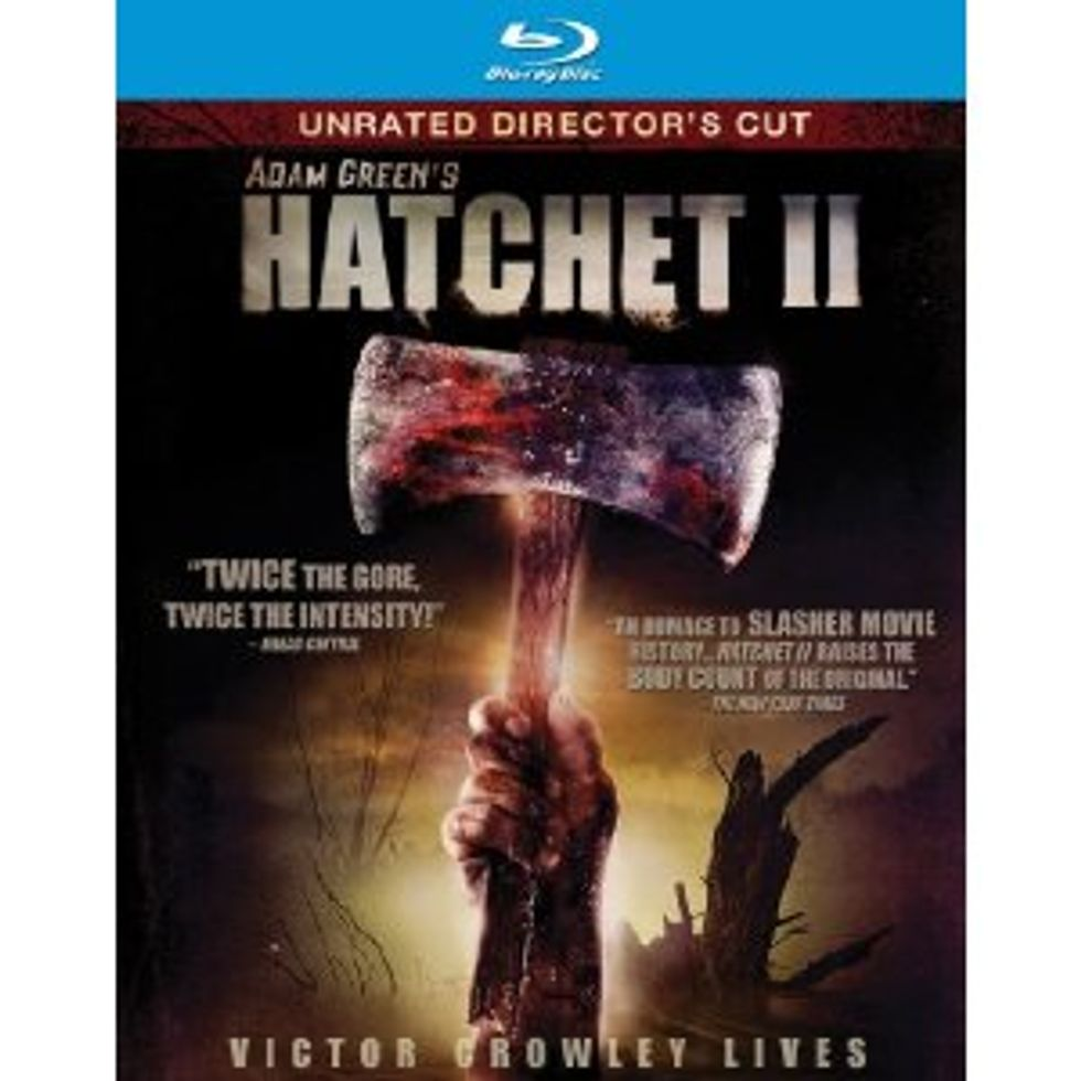 Gleefully Gruesome Hatchet 2 On Blu-ray & DVD