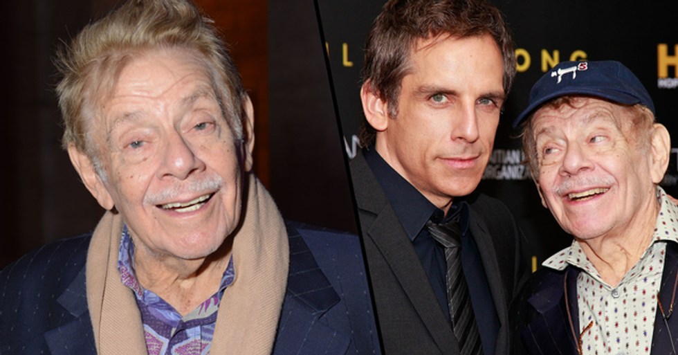 Ben Stiller Posts Heartbreaking Tribute to Father Jerry Stiller