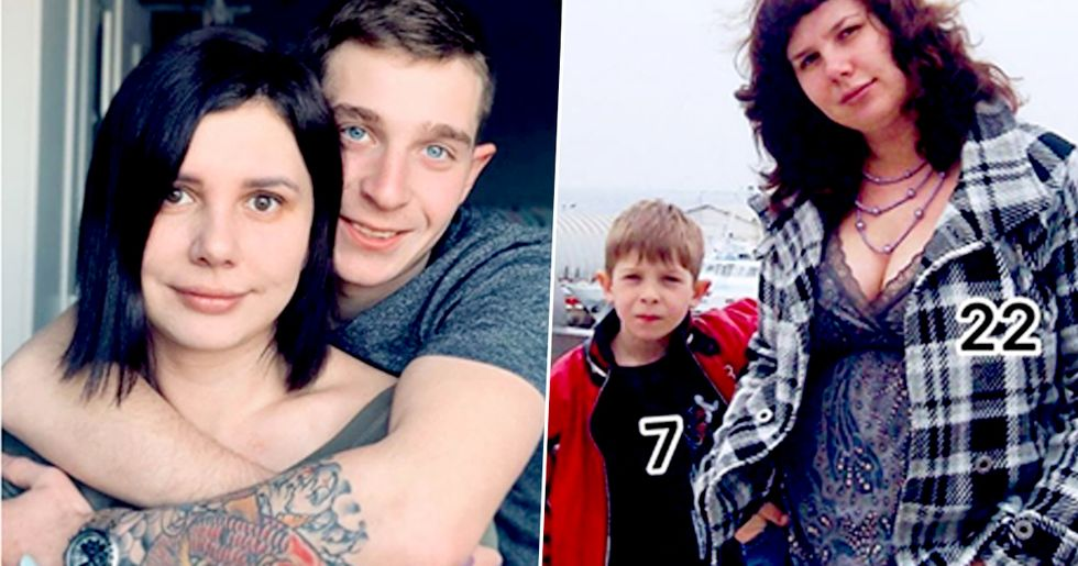 Influencer, 35, Reveals She's in a Relationship with Her Stepson, 20