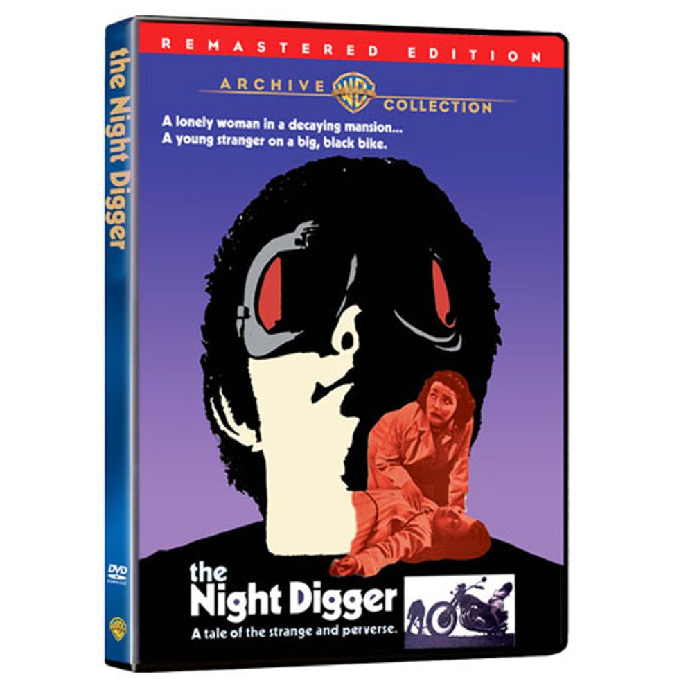 Weird and Wonderful The Night Digger Is Out On Warner Archive DVD