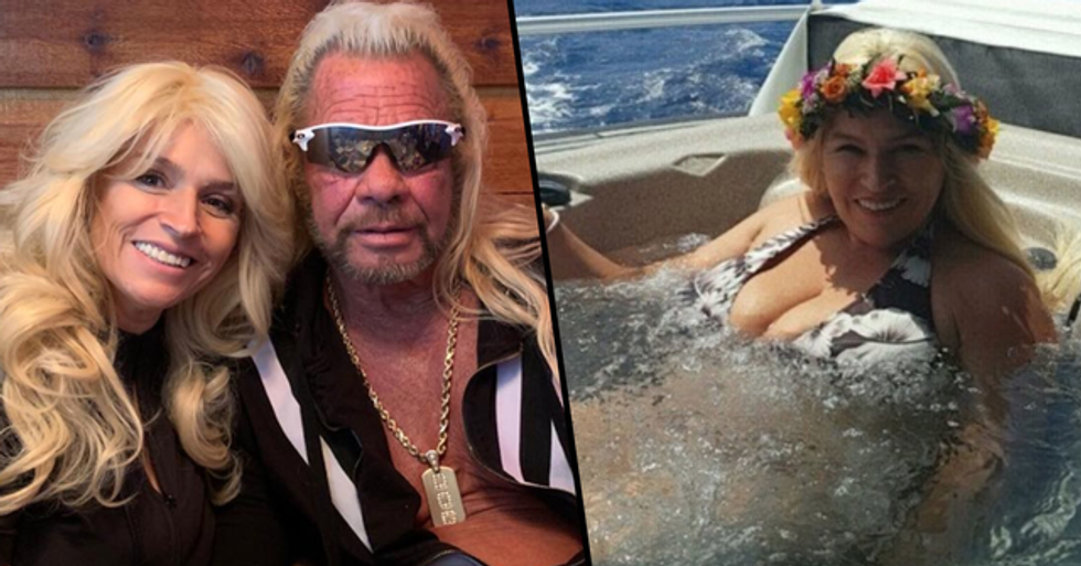 Fans Furious Over Dog the Bounty Hunter's Posts About Late Wife Beth on Mother's Day