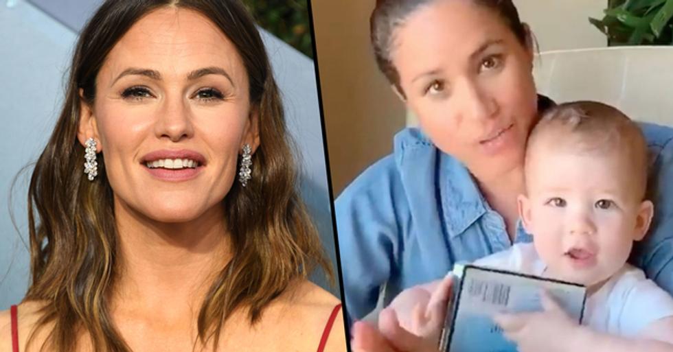 Jennifer Garner Defends Meghan Markle After She Was Mom-Shamed Over a Video of Archie
