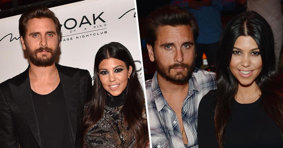 Kourtney Kardashian Posts Concerning Message Days After Scott Disick Fled Rehab