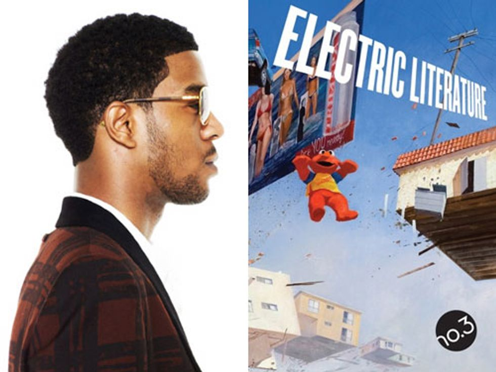 Kid Cudi's New Albums + Electric Literature's Contest in Today's Eight Items or Less