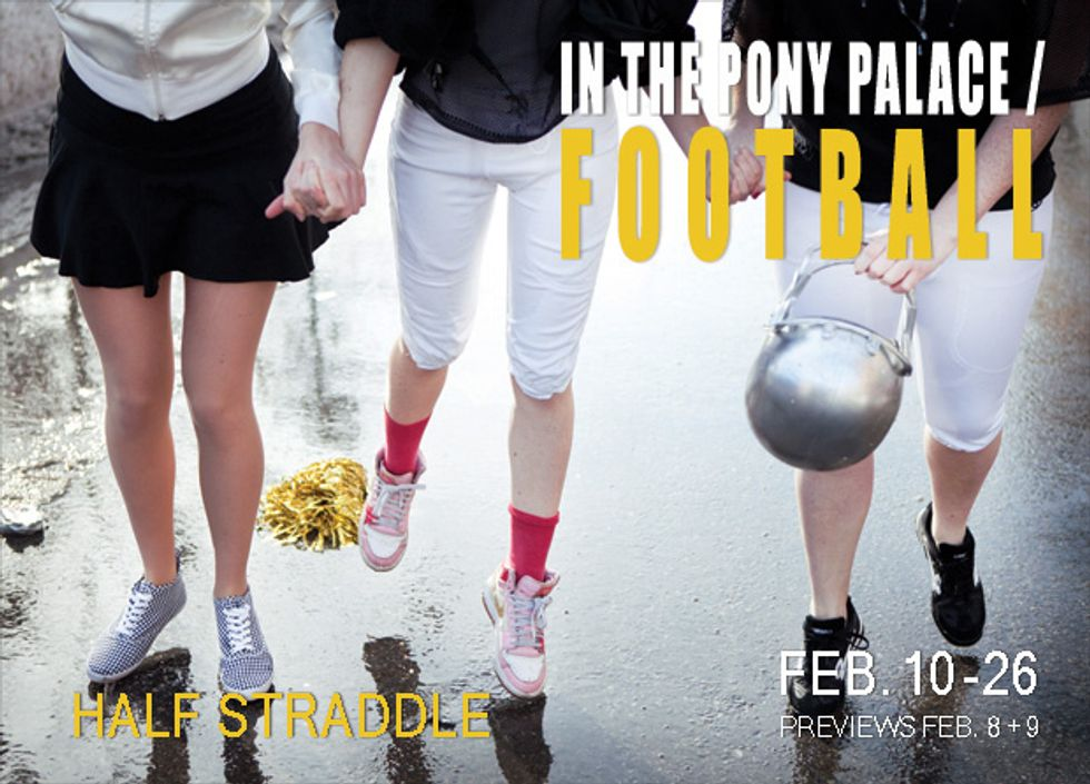 Stage Notes: In the Pony Palace/Football