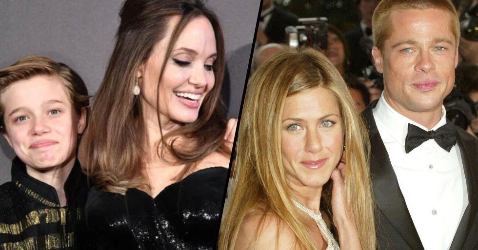 Jennifer Aniston's PR Addresses Claims Brad Pitt's Daughter Calls Her 'Mommy'