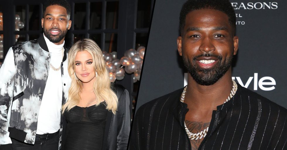 Tristan Thompson 'Takes DNA Test' as Woman Claims He's Fathered a Third Child