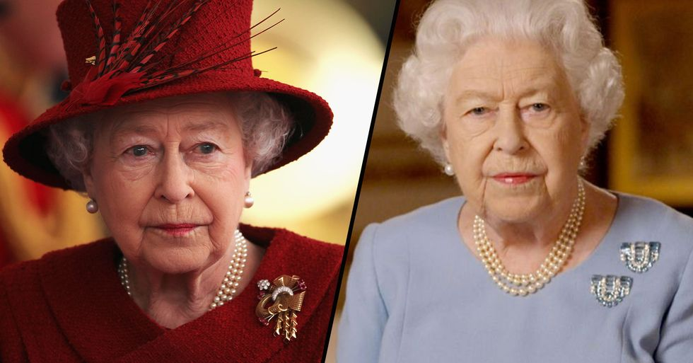 Queen Elizabeth Breaks Royal Family Tradition to Send Important Message
