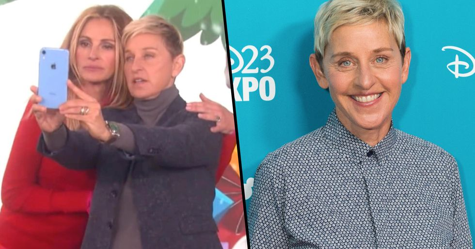 Ellen DeGeneres Called Steve Jobs to Complain About Her iPhone, Former Producer Claims