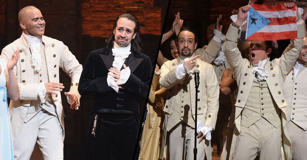'Hamilton' Filmed on Broadway Is Coming to Disney+ This Summer