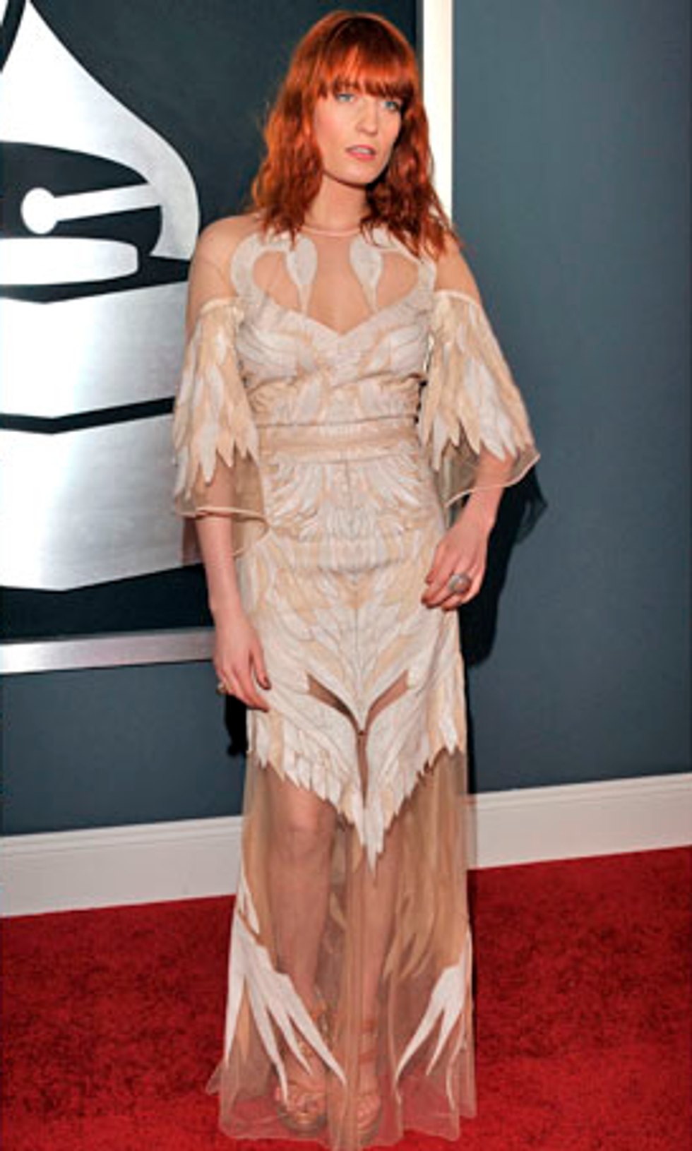 Scott Sternberg's Cookies + Florence Welch's Givenchy Dress in Today's Style Scraps