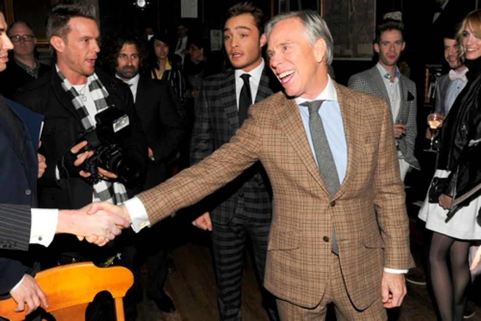 Tommy Hilfiger On the Evolution of Preppy Chic and Vampire Weekend