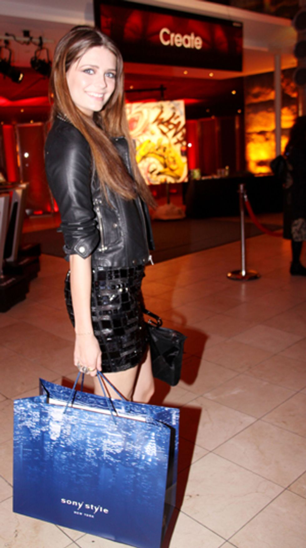 """About Last Night... The Sony """"Vaio Experience"""" Launch"""
