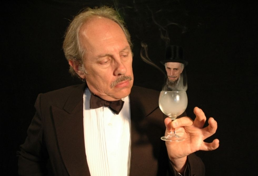 Stage Notes: Radnevsky's Real Magic