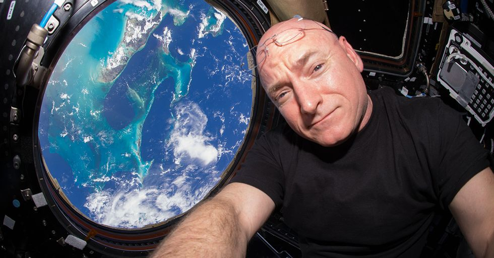 Astronaut Scott Kelly Answers Your 19 Most Burning Questions About Space