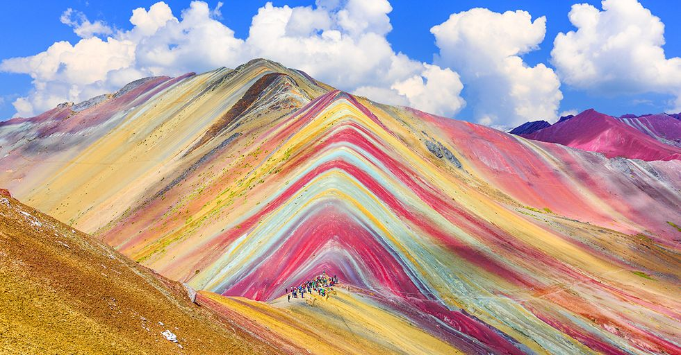 The 24 Most Incredible, Colorful Places You Can Visit Around the Globe