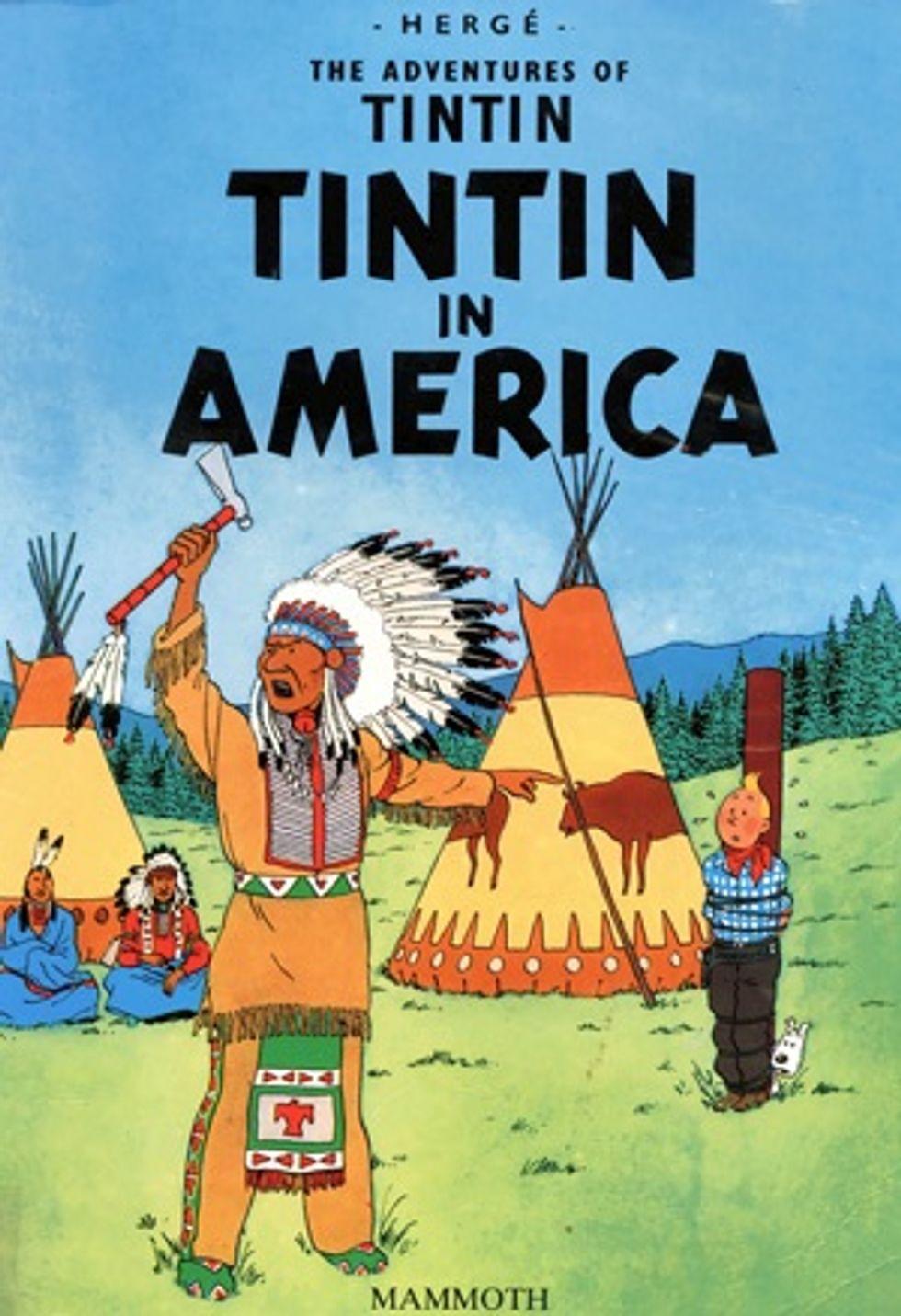 Everyone loves Tintin!