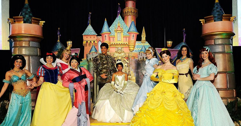Do You Have What It Takes to Be a Princess at Disneyland?